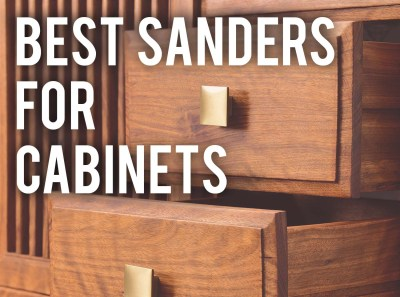 best sanders for cabinets 2019 guide reviews sanderscore