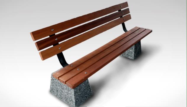 Capilano Benches Precast Concrete Sanderson Concrete