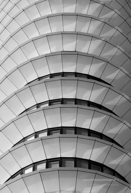 Details of the DUO buildings curves and lines.