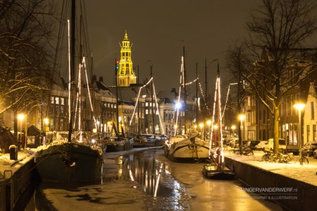 Winterwelvaart at the Lage der Aa