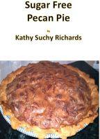 sugarfree pecan pie