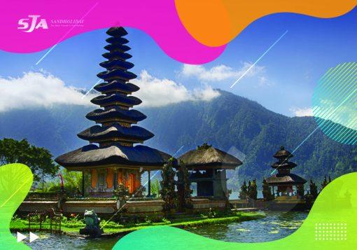 Danau Beratan Bedugul Tabanan Bali – Daya Tarik, Lokasi & Harga Tiket Masuk Terbaru Sandholiday