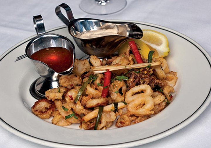 Fish Seafood Restaurant Naples
