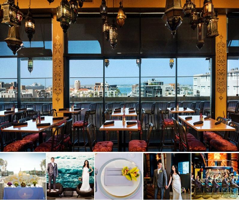 San Diego S 17 Best Restaurant Wedding Venues San Diego Dj