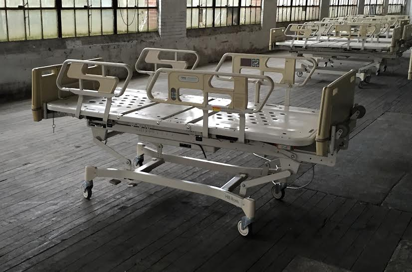 hill rom 1 advance series hospital bed for sale