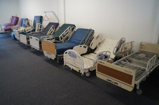 Refurbished and reconditioned hospital beds for sale San Diego