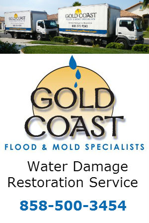 water damage services San Diego CA