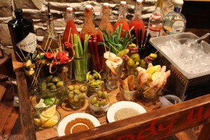 Bloody Mary Bar San Diego Top ten list