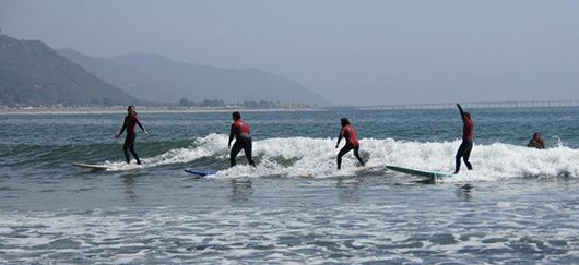Image result for rincon beach surf