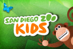 New: San Diego Zoo Kids. Animals, Activities, Games, and More. Join the Fun!