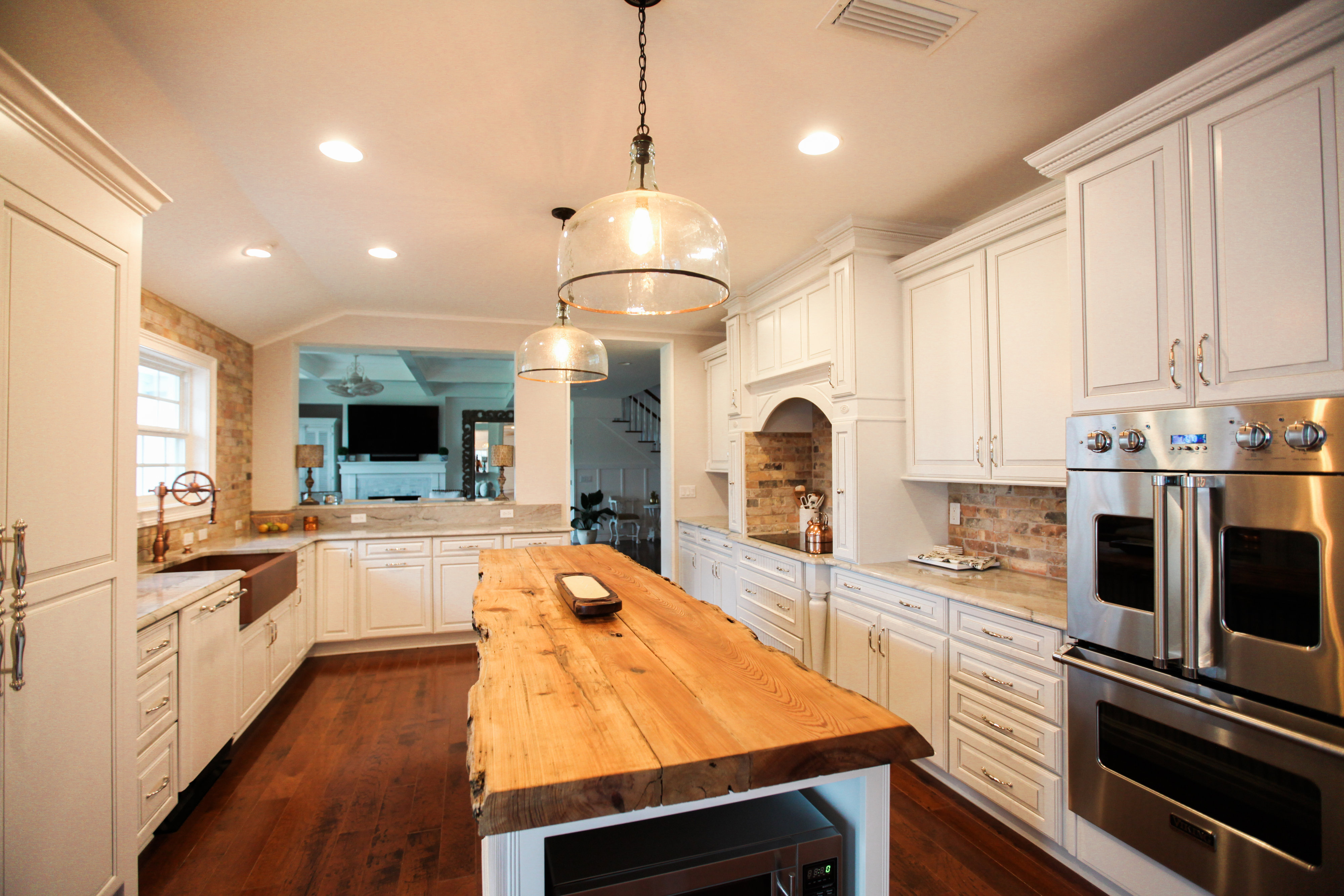 kitchen & bath remodel portfolio - sandifer custom homes