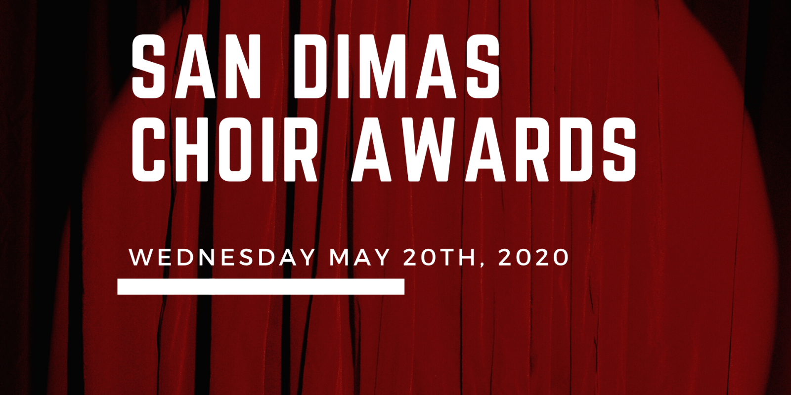 San Dimas Choir Awards