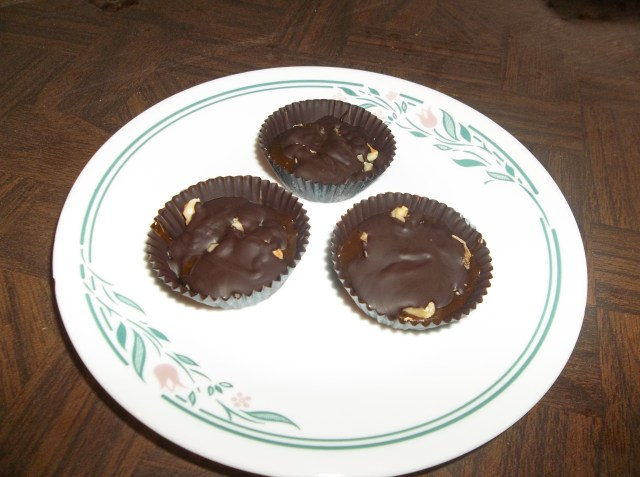 Chocolate Caramel Cups 3