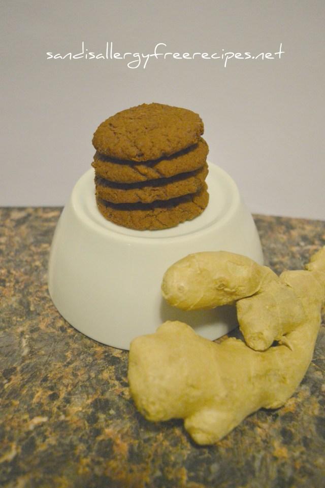 Ginger Snaps-Gluten free