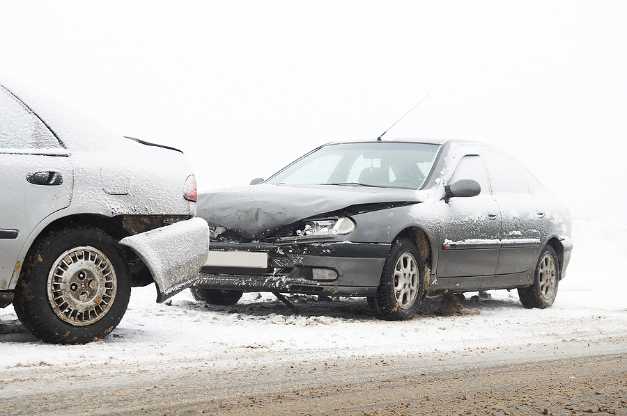 First Snow Brings Increase in Car Accidents - Sand Law PLLC - North Dakota Car Accident Attorney
