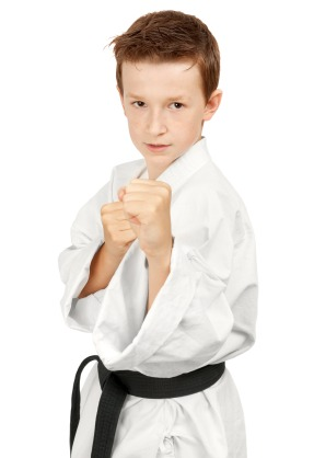 Learning Karate Helps You Child From Not Being Bullied