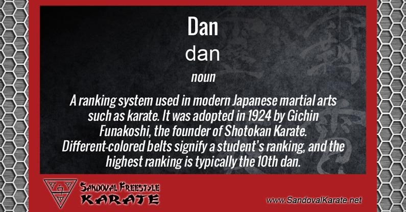 Dan Definition