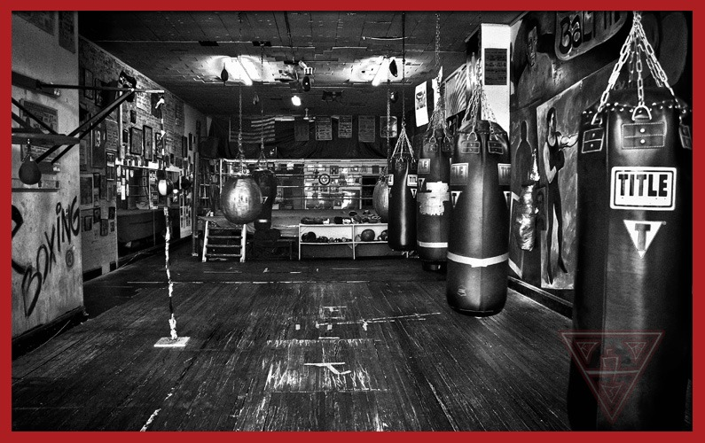 Kickboxing Gym & Equipment