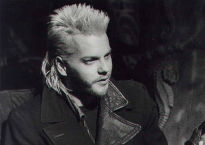 Kiefer Sutherland as David in The Lost Boys (1987)