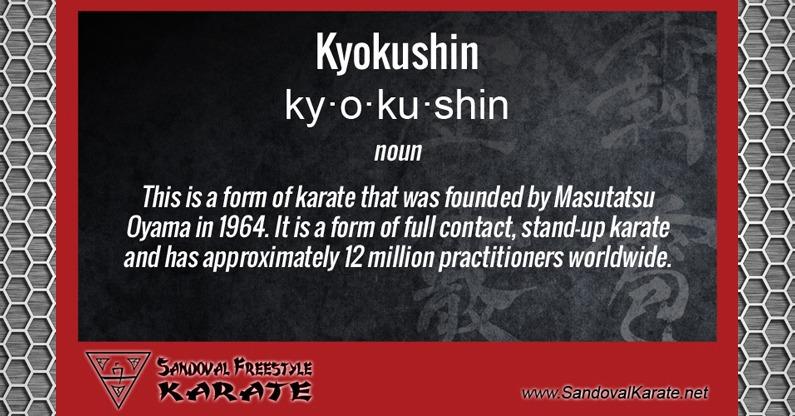 Kyokushin Definition