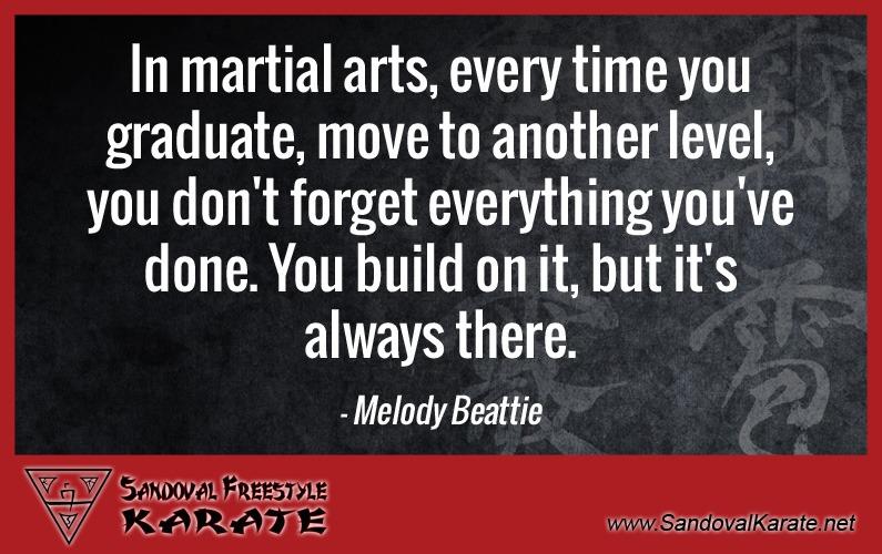Melody Beattie Martial Arts Quote