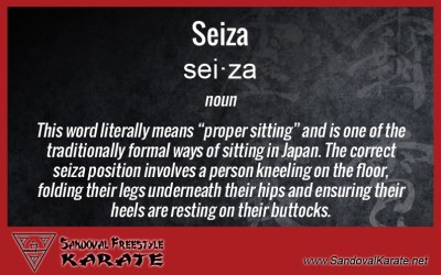 Seiza