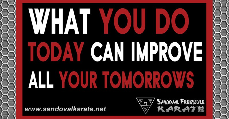What You Do Today Quote