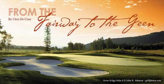 North Idaho Lifestyle Magazine   From the Fairway To The Green From the fairway to the green   North Idaho guide to the best golf courses  in