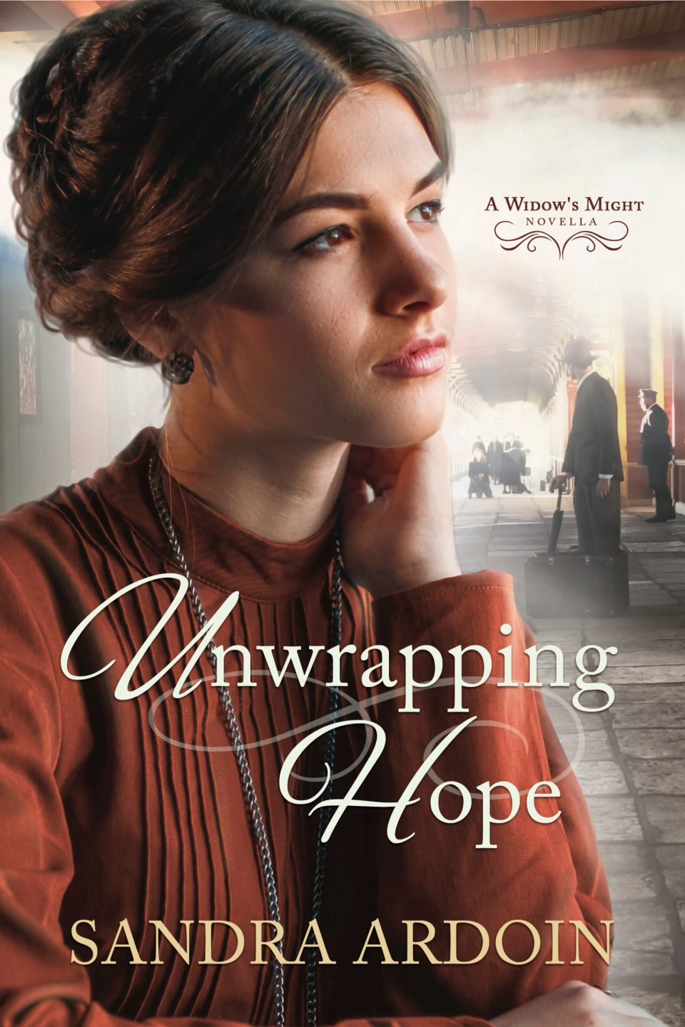 Final Cover - Unwrapping Hope