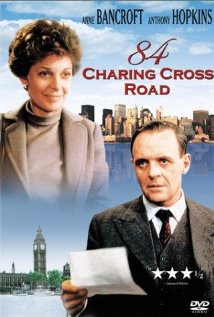 84 Charing X Road - film poster 11-5-14