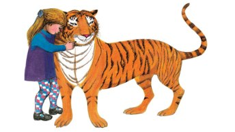 the tiger who came to tea 20-6-14