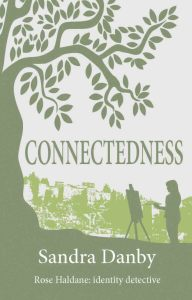 CONNECTEDNESS Olive Cover