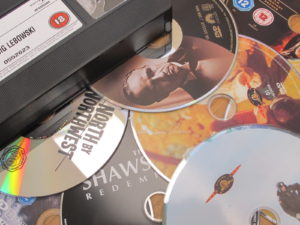 Movies - dvds 20-11-14