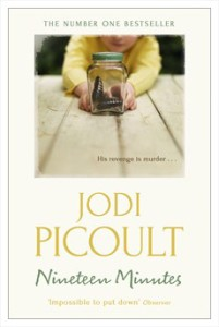 nineteen minutes by jodi picoult 27-1-15