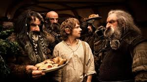 dwarves and a hobbit