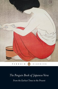 The Penguin Book of Japanese Verse – the current ed