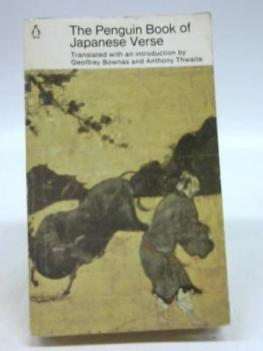 The Penguin Book of Japanese Verse - my 1974 ed