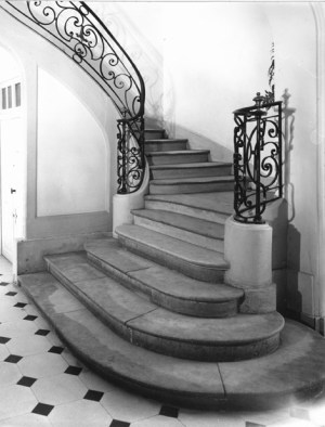 Staircase, early 18th century