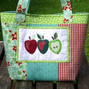 Apple Picnic Bag