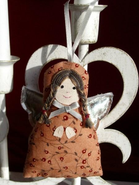 Berry Angel decoration
