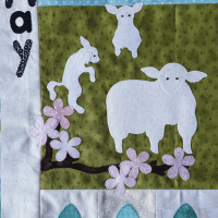 Calendar Quilt – May Block