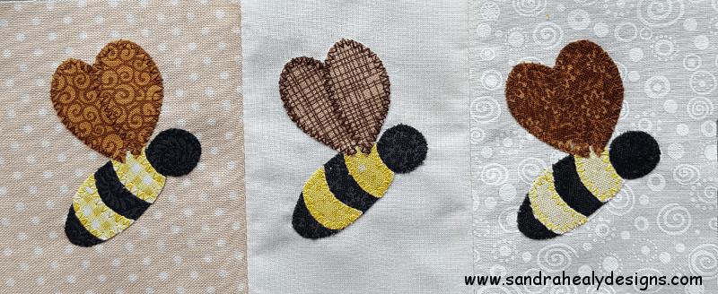 Sandra Healy Designs Calendar Quilt Bees