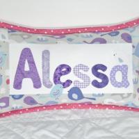 Name Pillow Pattern