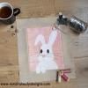 SandraHealyDesigns, 'The Bunny Bunch', left-facing rabbit