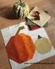 Sandra Healy Designs harvest pumpkin quilt block