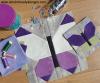Sandra Healy Designs butterfly quilt block