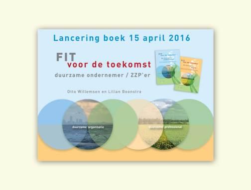 FIT lancering boek