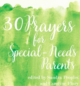 30 Prayers for Special Needs Parents cover