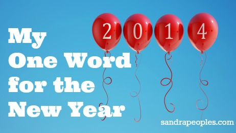 one word for 2014: hustle - sandrapeoples.com