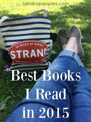 Best Books I Read in 2015 (and the best book-related trips I took) - sandrapeoples.com